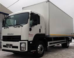 100 Panel Trucks The ISUZU FORWARD FVR 34ULMQ Car A Sendvichpanel Van Buy In