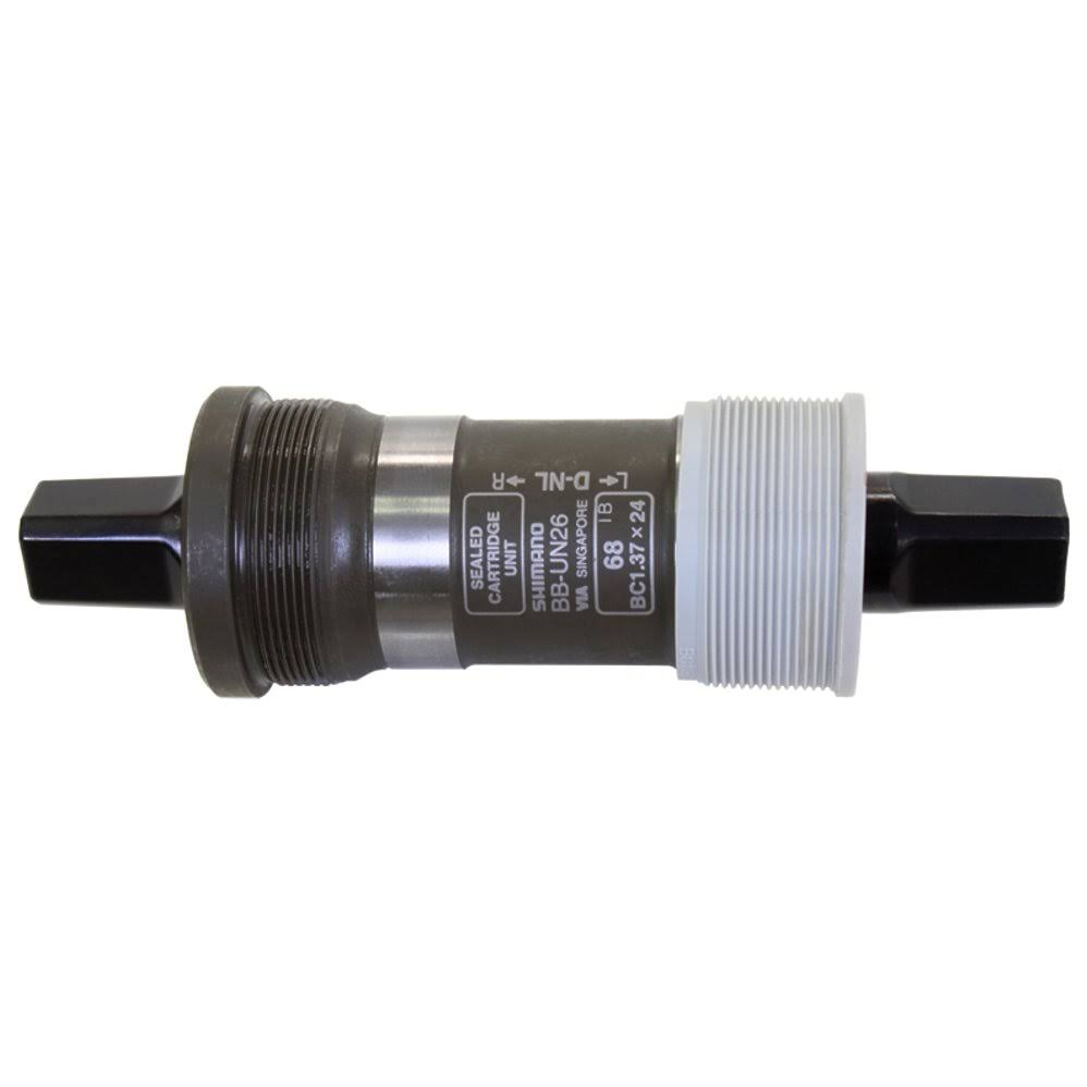 Shimano BB-UN26 Square Taper Bottom Bracket