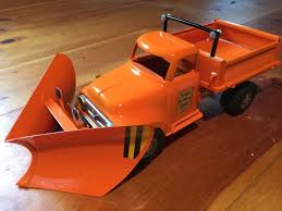 1956 State Hi -way 980 Hydraulic Dump Truck With Plow | Pinterest