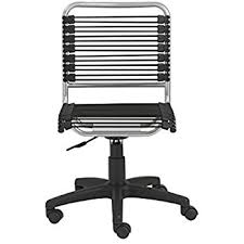 amazon com euro style bradley bungie high back adjustable office