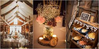 Having A Barn Wedding Might Be One Of The Most Popular Styles Rustic Weddings Right Now But Often Times You Have To Take Venue And