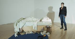 Tracey Emin My Bed by Tracey Emin U0027s Messy Bed Installed At London U0027s Tate Modern
