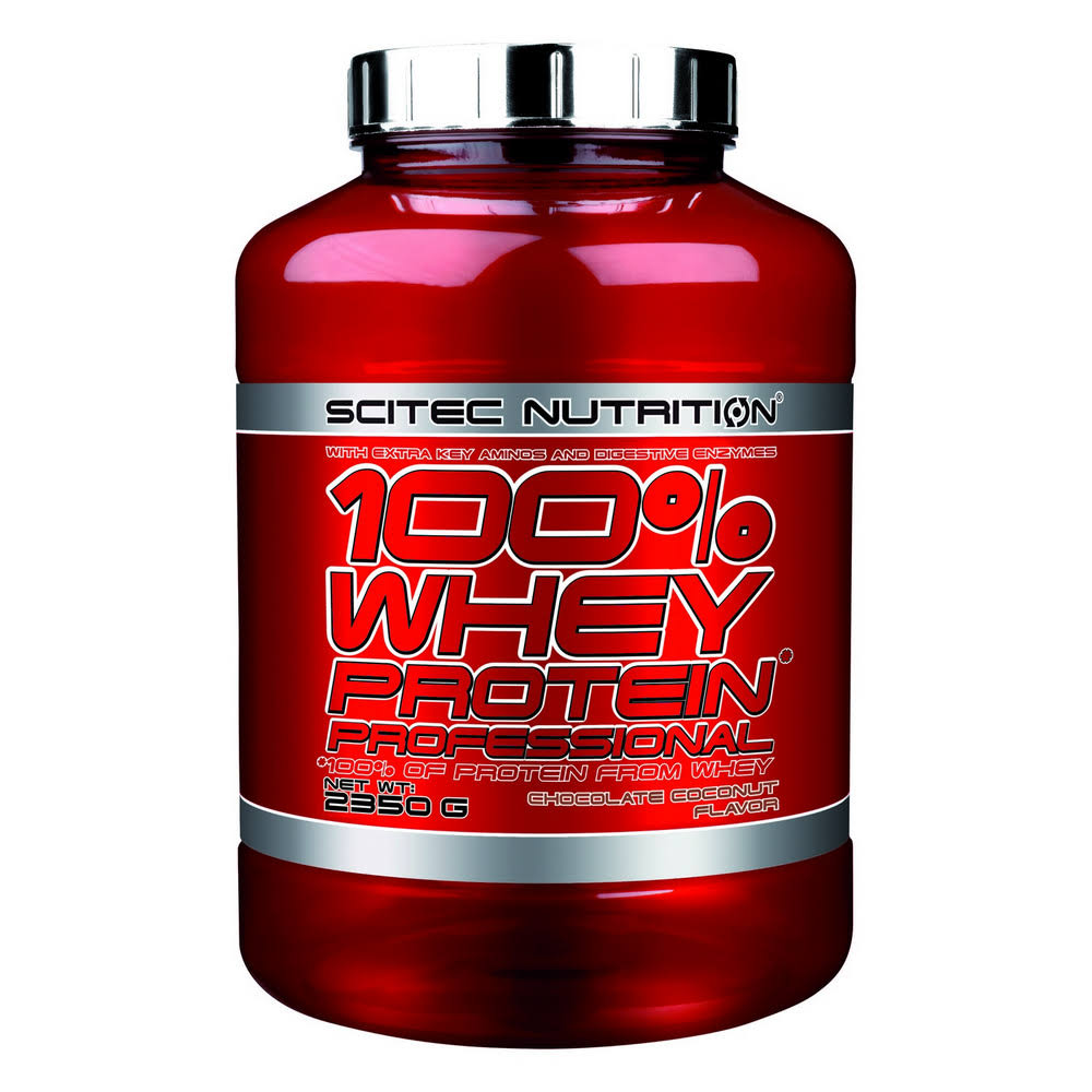 Scitec Nutrition 100% Whey Protein Professional Food Supplement - 920g