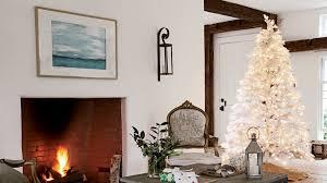 Seashell Christmas Tree Skirt by Coastal Christmas Trees Coastal Living
