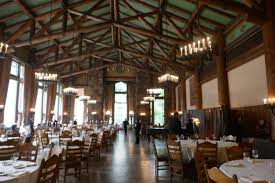 Wawona Hotel Dining Room by Biting Tongue