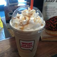 Pumpkin Iced Coffee Dunkin Donuts by Dunkin Donuts U0026 Baskin Robbins Menu Memphis Tn Foodspotting