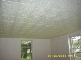 decor faux tin ceiling tiles design ideas with white wall also