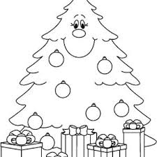 Christmas Tree Coloring Page Print by Christmas Coloring Sheets To Print Sheet Christmas Pages Printable