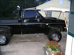 100 Chevy Truck Roll Bar Single Stage Pros And Cons GM Square Body 1973 1987 GM Forum