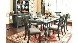 Ashley Furniture Buffet Wondrous Ideas Dining Room Sets With Hutch Chairs