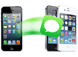 How to Transfer Text Messages fom iPhone to iPhone Want to copy