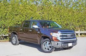 100 Toyota Truck Reviews 2016 Tundra 4x4 CrewMax Platinum 1794 Edition Road Test