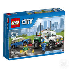 Construction Toy Lego City Pickup Tow Truck For 5 To 12 Years ... Amazoncom Lego City Great Vehicles 60056 Tow Truck Toys Games Buy Dickie Green And Grey Colour Heavy For Children Fire Ladder 60107 R Us Canada City Arctic Scout 60194 Online At Toy Universe 7848 Review Garbage Service 203414638 Youtube Playmobil 5665 Dump Action Ages 4 New Boys Girls 143 Diecast Cars Alloy Metal Model Car Lego Delivery My Corner Of The Galaxy A Cement Floor With Little Water And Folk Looking