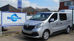 Used Renault Trafic Van Conversion For Sale S Ni Shelbourne Motors Lldci Sport Lwb At
