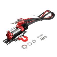 Winch Traction System For 1/10 Axial SCX10 Remote Control Automatic ... Scale Accories Winch Alu Rcoffroad 110 Silver Rcmodelex Rc Wching And Vehicle Recovery Youtube Metal Front Bumper W Mount Led Light For Traxxas Trx4 1 Rescue Your Stuck Scaler Truck Stop Servo By Bowhouse Bwhbtx0040c Ssd Ox Power Ssd100 Rock Crawlers Amain Hobbies Warn Tutorial Dc Electric Rc4wd D90 D110 Dca Car Mini Capstan Axial