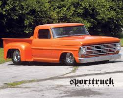 Pics Of Lowered 67 72 Ford Trucks