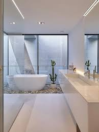 44 stylish modern bathroom design ideas to inspire