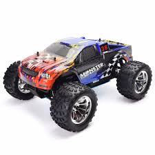 HSP 94188 RC Truck 1:10 Scale Nitro Gas Power Two Speed Off Road ...