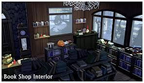 Halloween Town Characters 2015 by My Sims 4 Blog Halloween Town Tavern U0026 Shops By Simdoughnut