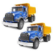 Bruder Toys Mack Granite Dump Truck W/ Functioning Bed In 1:16 Scale ... Bruder Mack Granite Dump Truck 116 Scale 1864028092 Cek Harga Hadiah Tpopuler Diecast Mainan Mobil Mack Bruder News 2017 Unboxing Truck Garbage Man Crane And 02823 Halfpipe Chat Perch Toys Kids With Snow Plow Blade 02825 Toy Model Replica Half Pipe Toot Toy Cars Pinterest Jual 2751 Dump Truk Man Tga Excavator Ebay Pics Unique 3550 Scania R Series Tipper Rc 4wd Mercedesbenz Trailer Transportation