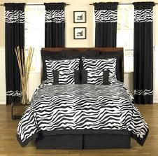 Animal Print Room Decor by Black And White Room Decor Target Image Of Zebra Print Bedroom