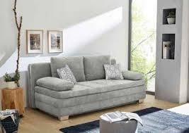 jockenhöfer gruppe schlafsofa mit bettfunktion und bettkasten als dauerschläfer geeignet mit hervorragendem sitz und liegekomfort mit