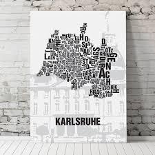 Kã Che Kaufen Sofort Lieferbar Buchstabenort Karlsruhe Schloss Buchstabenorte