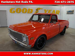 100 1971 Chevrolet Truck S C10 For Sale AllCollectorCarscom
