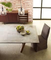 beton tisch tisch betonoptik esszimmertisch tisch