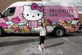 Hello Kitty Cafe Truck Returns To Central Florida - Orlando Sentinel Hello Kitty Food Truck Toy 300hkd Youtube Hello Kitty Cafe Popup Coming To Fashion Valley Eater San Diego Returns To Irvine Spectrum May 23 2015 Eat With Truck Miami Menu Junkie Pinterest The Has Arrived In Seattle Refined Samantha Chic One At The A Dodge Ram On I5 Towing A Ice Cream Truck Twitter Good Morning Dc Bethesda Returns Central Florida Orlando Sentinel