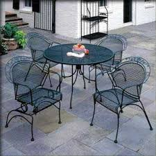 Meadowcraft Patio Furniture Glides by 16 Best Patio Furniture Images On Pinterest Wrought Iron
