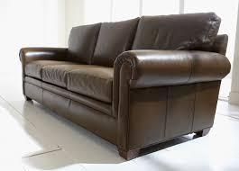 Ethan Allen Bennett Sofa 2 Cushion by Ethan Allen Leather Couch 3094