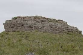 geologic formations agate fossil beds national monument u s