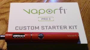 Vaporfi Pro 3 Quick Set Up, Review & Coupon Code With Black Note Encore  E-Liquid