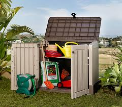 Suncast Gs3000 Outdoor Storage Shed by Keter Store It Out Midi 289 Sydney Garden Products