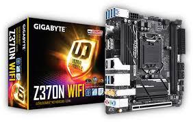 pc bureau wifi intégré gigabyte présente sa carte mère z370n wifi actualités gigabyte