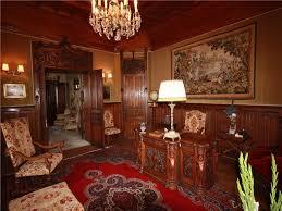 Los Angeles Tudor House Interior Built In 1924