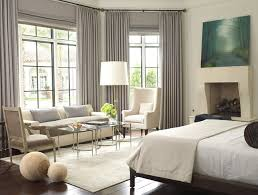 Bedroom Seating Area Ideas Neutral
