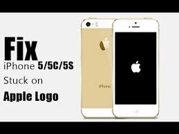 How to Fix iPhone 5 5C 5S Stuck Apple Logo Screen