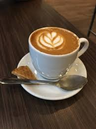 Caffe Medici Macchiato And A Red Eye Sulawesi Both Were Exceptional