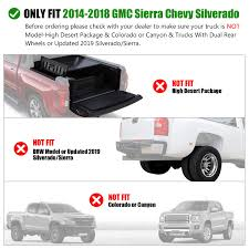 100 Chevy Truck Accessories 2014 Exterior IBACP Fits For 2018 GMC Sierra
