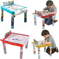 Step2 Art Master Desk And Stool by Step 2 Drawing Table Step Art Crayons Bin With Step 2 Drawing
