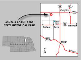 Ashfall Fossil Beds State Historical Park by Ashfall Fossil Beds Contact Information