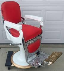 Koken Barber Chair Vintage by Rare Antique Koken Barber Shop Chair Porcelain Side Early 1900s