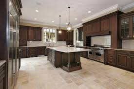 Image Of Kitchen Dark Cabinets Ideas