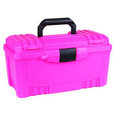 Plastic Pink Tool Box - WIRING DIAGRAMS •