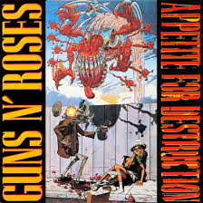 Destruction Rush Theme Deck by Retrospect Appetite For Destruction Turns 30 Headstuff