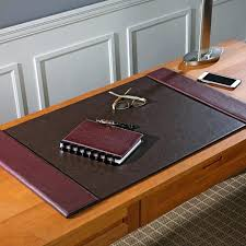 Desk Blotter Paper Pads by Blotter Desk Pad Pad Large A Large Grain Leather Desk