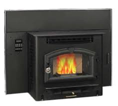 US Stove American Harvest Corn and Pellet Stove Fireplace Insert