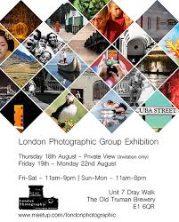 Old Truman Brewery Photography Exhibition